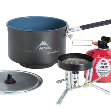 MSR WindBurner Group System Stove