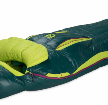 Nemo Women's Disco™ Down Sleeping Bag 15 deg