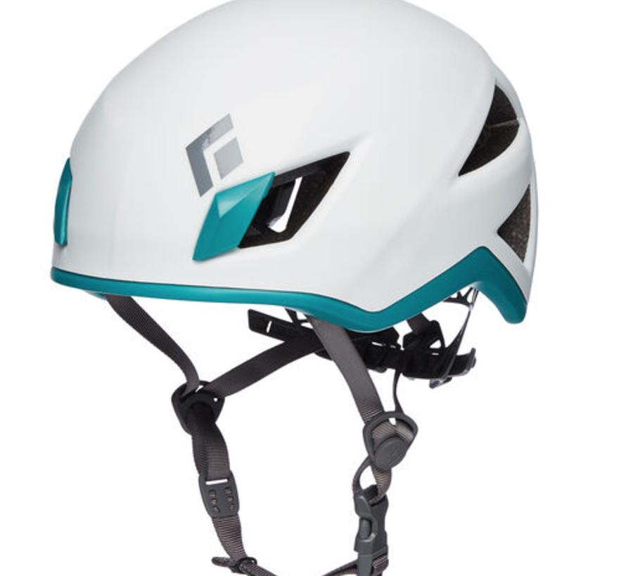 Women's Vector Helmet - Blizzard/Teal