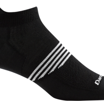 Darn Tough Men's Element No Show Tab Light Sock