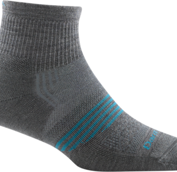 Darn Tough Women's Element 1/4 Sock Light Cushion Sock