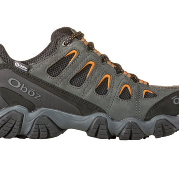 Oboz Men's Sawtooth II Low BDry Hiking Shoe
