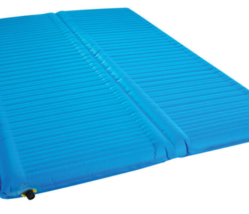 Therm-A-Rest NeoAir Camper Duo Med Blue Dbl