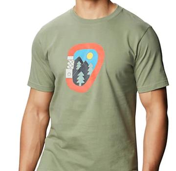 Mountain Hardwear Men's On Belay™ Short Sleeve T-Shirt