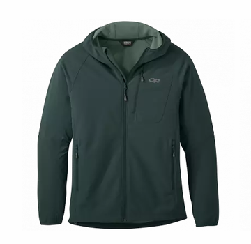 Outdoor Research Men's Ferrosi Grid Hooded Jacket