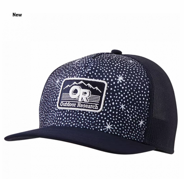 Outdoor Research Warli Sky Advocate Trucker Cap Twilight