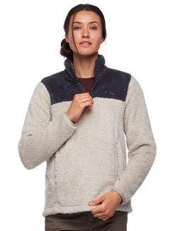 Black Diamond Women's Roadie Quarter Zip Fleece
