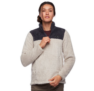Black Diamond Women's Roadie Quarter Zip Fleece