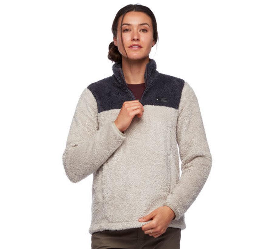 Women's Roadie Quarter Zip Fleece