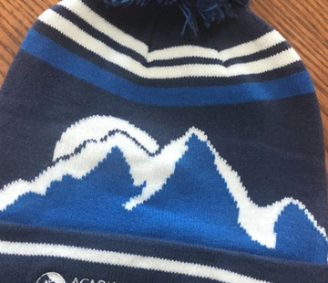 Locale Outdoors AMGCS Blue Mountain Beanie