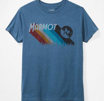 Marmot Men's Radical Tee Short Sleeve Shirt