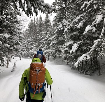 Acadia Mountain Guides Backcountry Basics - New Hampshire