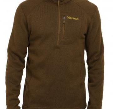 Marmot Men's Drop Line 1/2 Zip