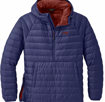 Outdoor Research Men's Transcendent Down Pullover
