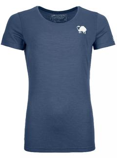 Ortovox Women's 185 Merino Pixel Sheep T-Shirt
