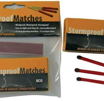 UCO UCO Stormproof Matches Box