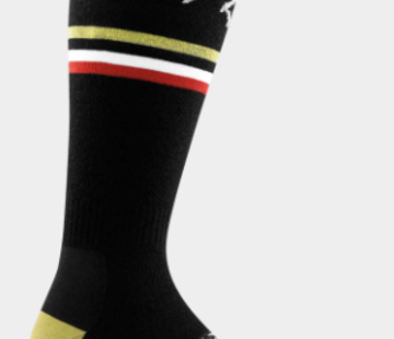 Darn Tough Men's Alpenglow Over-the-Calf Light Cushion Ski Socks
