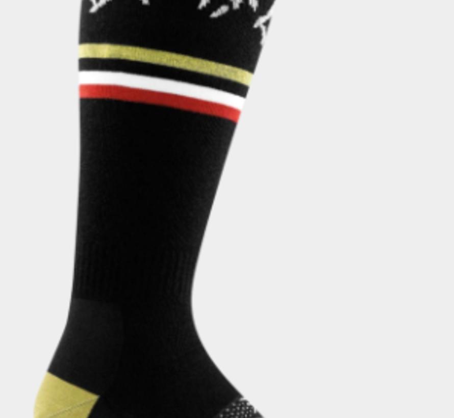 Men's Alpenglow Over-the-Calf Light Cushion Ski Socks