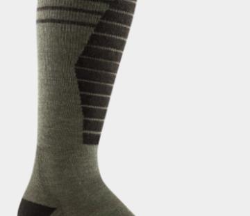 Darn Tough Men's Edge Over-the-Calf Cushion Ski Socks