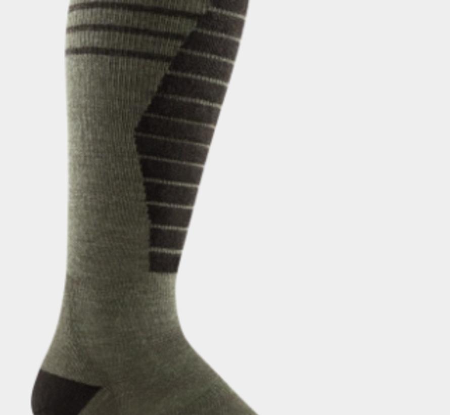 Men's Edge Over-the-Calf Cushion Ski Socks