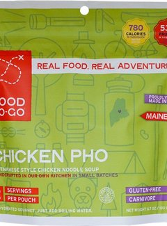 Good To-Go Chicken Pho Dehydrated Meal