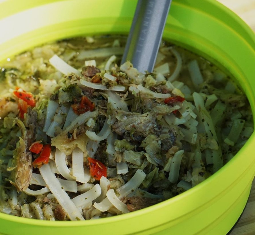Chicken Pho Dehydrated Meal