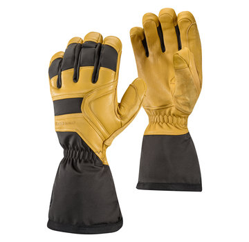 Black Diamond Men's Crew Gloves Natural XXL