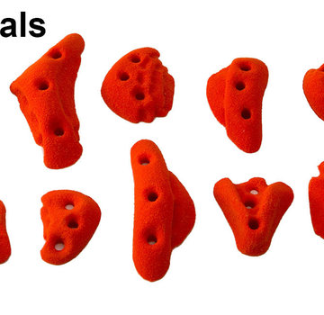 Metolius PU Naturals Screw-On Handholds - 10pk
