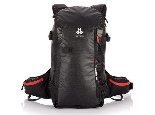 ARVA Rescuer 25 Pro Backpack - Black