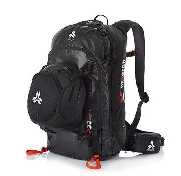ARVA Backpack Helmet Holder