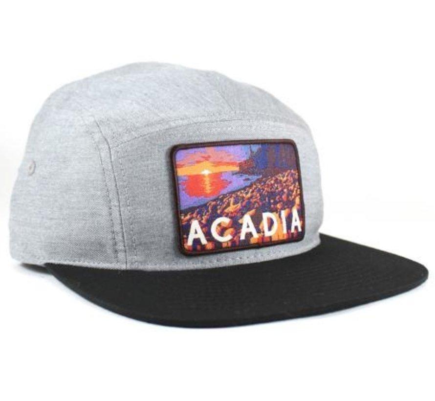 Acadia 5 Panel Hat