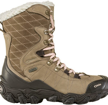 "Oboz Women's Bridger 9"" Insulated BDry Hiking Boots"