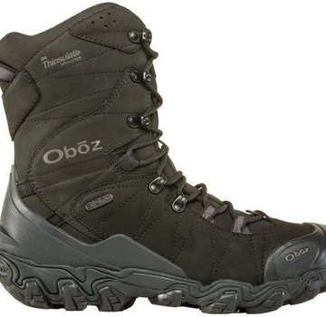 "Oboz Men's Bridger 10"" Insulated BDry Hiking Boots"