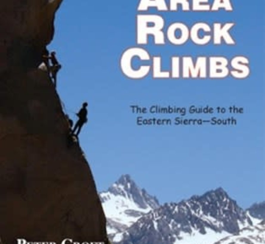 Bishop Area Rock Climbs