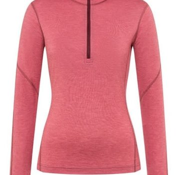 Black Diamond Women's Solution 150 Merino Base 1/4 Zip Hoody