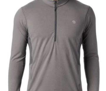 Mountain Hardwear Men's Ghee™ Long Sleeve 1/2 Zip