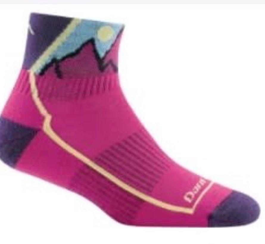 Kid's Hiker Jr 1/4 Lightweight with Cushion Socks