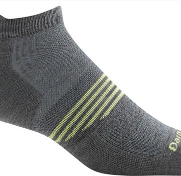 Darn Tough Men's Element No Show Tab Lightweight with Cushion Socks