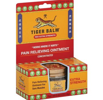 Tiger Balm Tiger Balm Extra Strength Pain Relieving Ointment