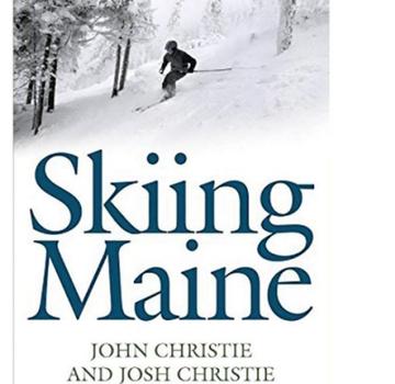 NATIONAL BOOK NETWRK Skiing Maine