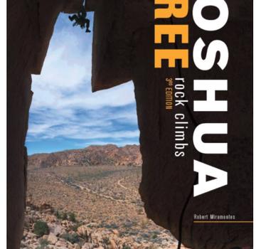 WOLVERINE PUBLISHING Joshua Tree Rock Climbs, 3rd Edition