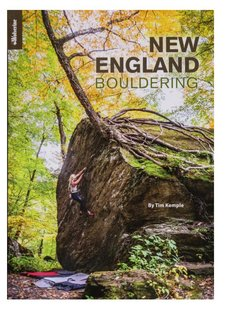 WOLVERINE PUBLISHING New England Bouldering 3rd Edition