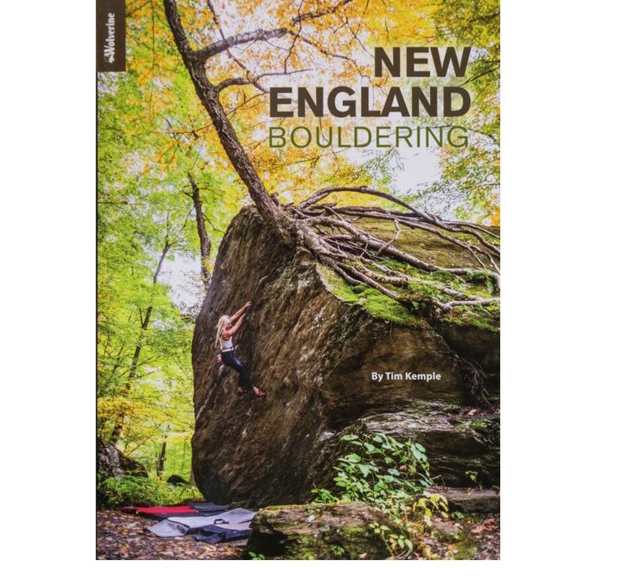 New England Bouldering 3rd Edition