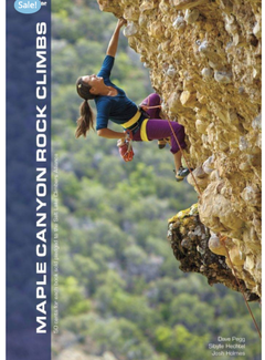 WOLVERINE PUBLISHING Maple Canyon Rock Climbs Guidebook