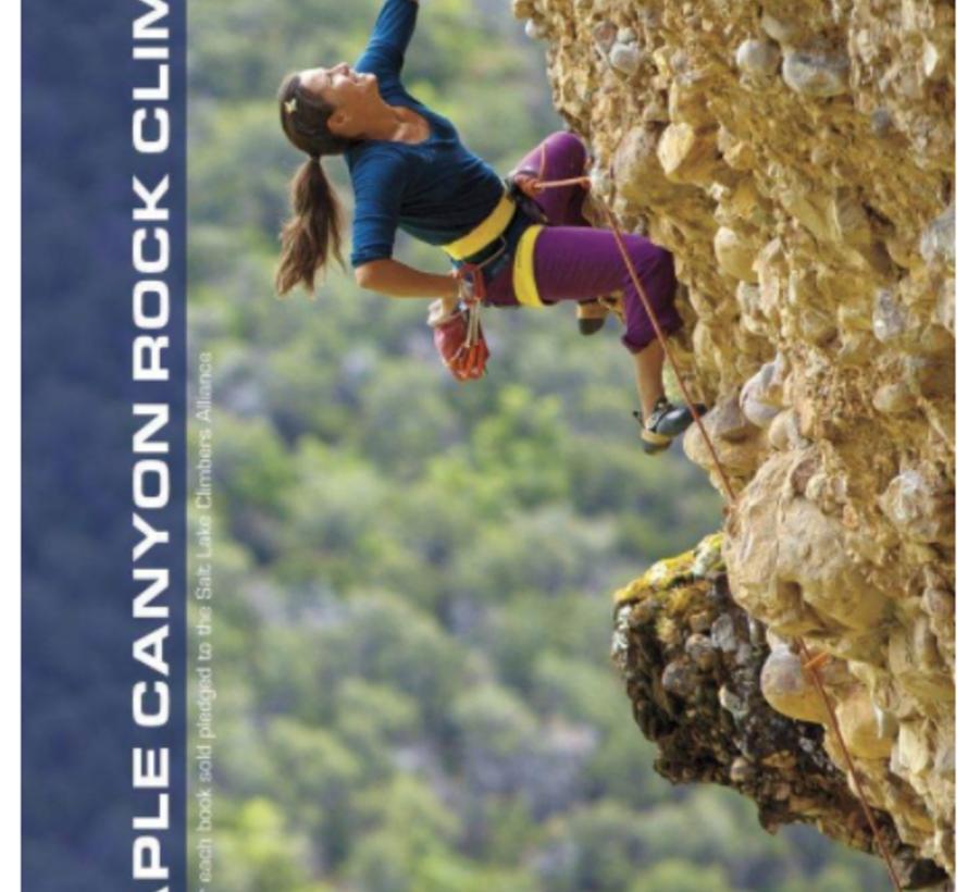 Maple Canyon Rock Climbs Guidebook