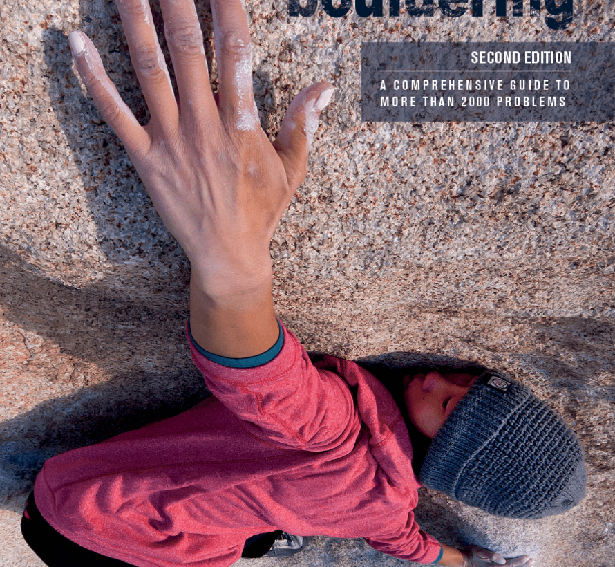 Joshua Tree Bouldering 2nd Edition - Miramontes