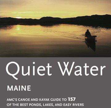 Appalachian Mountain Club Quiet Water Maine, 3rd Edition