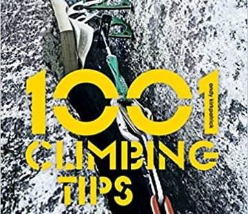 Mountaineers Books 1001 Climbing Tips