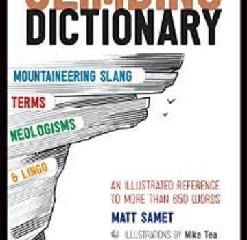 Mountaineers Books Climbing Dictionary