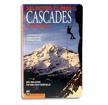Mountaineers Books Selected Climbs Cascades Vol. 2